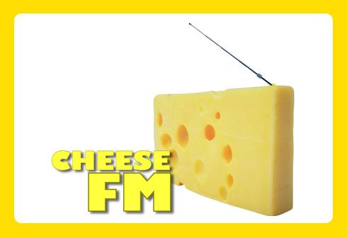 Cheese FM Logo